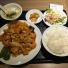 中華料理「谷記(くき)」吉祥寺店で安い割にうまい「本日のランチ(鶏肉おこげ)」をいただく