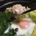 IH調理器とホーロー鍋で鶏肉を使った「つみれ汁」を作ってみました