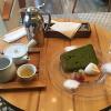 閉店間近の和カフェ「茶の愉(ちゃのゆ)吉祥寺店」で抹茶シフォンケーキと春恋茶を愉しむ