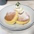 「幸せのパンケーキ」とフリッパーズの「奇跡のパンケーキ」を食べ比べてみました