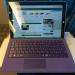 Surface Pro 3 を新幹線のぞみのテーブルの上で使ってみました