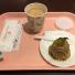 吉祥寺第一ホテルの「パティスリー・アンフィニ」でケーキセットを買って1階の喫茶フロアでいただく