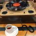 コピス吉祥寺 2F にできた「UNISON TAILOR」でレコードを聴きながらスペシャルティコーヒー