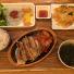 「韓美膳(ハンビジェ)アトレ吉祥寺店」のランチで三元豚サムギョプサルセットを楽しむ