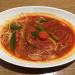 「新宿中村屋 オリーブハウス」吉祥寺アトレ店で1日分の緑黄色野菜を食べる辛味スープスパゲティ
