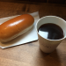 コッペパン専門店「パンの田島 吉祥寺店」の 2階で「ラムレーズンと練乳クリーム」をイートイン!