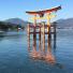 宮島で厳島神社参拝と弥山登山、そして食べ歩きを堪能しました