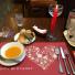 パン食べ放題のサンマルク石神井台店で季節のお誕生日コースを食べてきました