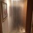 玄関の防寒にも簡易カーテンとして冷気ストップライナーを導入