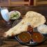 武蔵境のインド料理店「インド村」でカレーランチ
