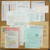 「所得税及び復興特別所得税の確定申告書用紙等在中」の封筒が届きました