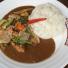 「momo curry(モモカレー)」で季節の素揚げ野菜が香ばしい欧風カレー(吉祥寺ランチ)