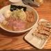 「野方ホープ 吉祥寺店」の平日限定ランチで半熟味付き玉子入り「元」+餃子の Bセットを堪能