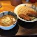 吉祥寺ハモニカ横丁の西側にある「麺屋武蔵 虎洞」で一番人気の「濃厚 虎洞つけ麺」をいただく