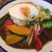 「MONTANA(モンタナ)」で季節の温野菜がたっぷりの野菜カレー(吉祥寺ランチ)