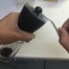 ハリオ コーヒーミル・セラミックスリム MSS-1B でコーヒー豆を手動で挽いてみました