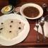 「くぐつ草」のカレーセットでスパイシーなカレーと味わい深いコーヒーを堪能(吉祥寺ランチ)