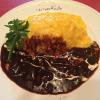老舗の洋食レストラン「シャポールージュ」でオムライスとババロアの吉祥寺ランチ