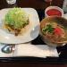 「ハモニカ・クイナ」のタコライスとミニ・ソーキそばのセットで吉祥寺ランチ